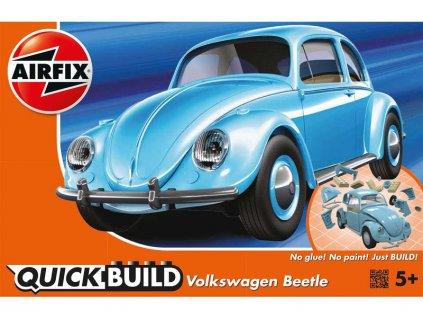 Quick Build auto VW Beetle nová forma
