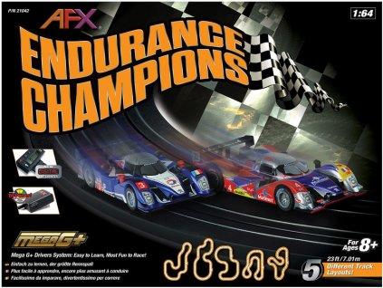 AFX Autodráha 1:64 HO Peugeot
