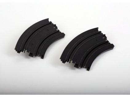 "AFX Zatáčka 23.18cm (9"" 1/8) (2)"