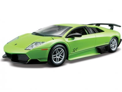 Bburago 1:24 Plus Lamborghini Murciélago LP 670-4 SV