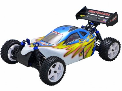 HIMOTO BUGGY ZMOTO Z-3 BRUSHLESS 4WD RTR 1:10