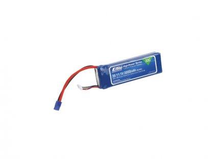 E-FLITE LIPOL 3200mAh 30C 11.1V