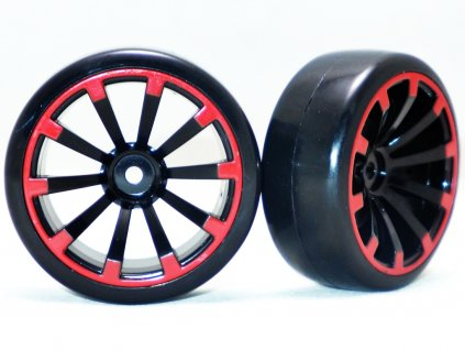 ON ROAD BLACK RED HARD DRIFT 1:10 (2ks)