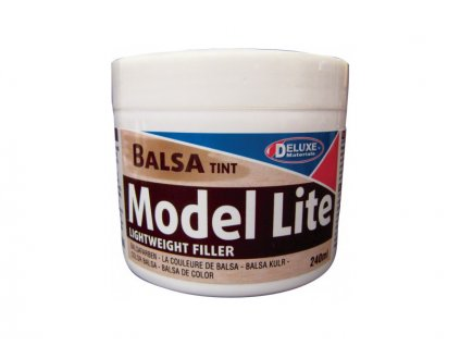 Model Lite Balsa Lehký tmel v barvě balsy 240ml
