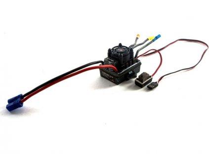 Elektronický regulátor Tazer 45A V2 voděodolný