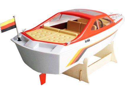 Krick Motorová jachta Katja kit
