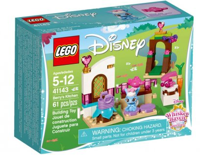 LEGO Disney - Borůvka a její kuchyně