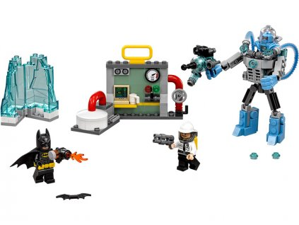 LEGO Batman Movie - Ledový útok Mr. Freeze™
