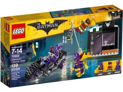 LEGO Batman Movie - Catwoman™ a honička na Catcycle