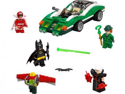 LEGO Batman Movie - Riddler a jeho Racer