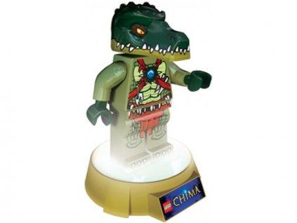 LEGO Chima Cragger baterka a noční lampa