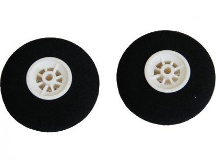 Mechové podvozkové kolo 57mm (2)