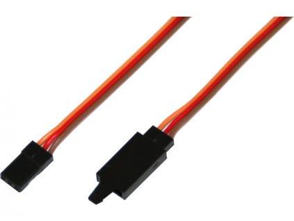 Kabel serva prodlužovací SPM/JR s klipem 20cm