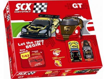 SCX Compact GT 4m