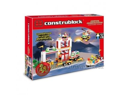 CONSTRUBLOCK - Pobřežní hlídka  (poslední kus za tuto cenu)
