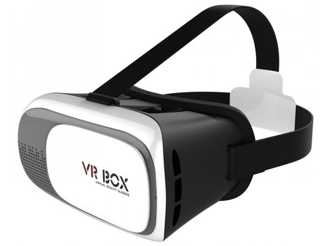 3D BRÝLE VR BOX 2