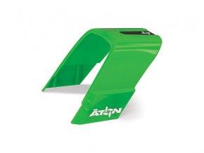 Aton: Horní rám zelený
