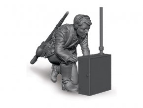 Zvezda figurky - německé velitelství (1:72)