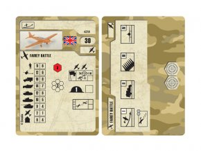 Zvezda Easy Kit British Light Bomber Fairey Battle (1:144)