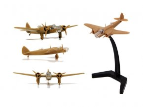 Zvezda Easy Kit British Bomber Bristol Blenheim IV (1:200)