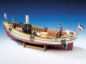 Krick Borkum kit bez parního stroje