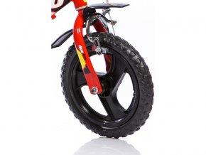 """DINO Bikes - Dětské kolo 12"""" červené"""