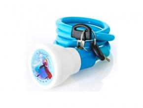 DINO Bikes - Zámek na kolo Frozen