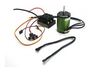 Castle motor 1410 3800ot/V senzored 5mm, reg. Sidewinder SCT