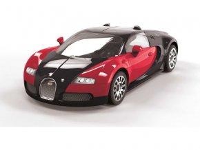 Airfix Quick Build Bugatti Veyron - červená