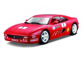 Bburago 1:24 Ferrari Racing F355 Challenge