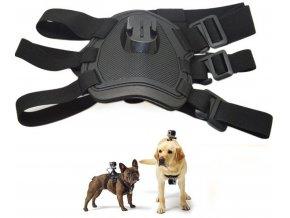 DOG FETCH HARNESS GOPRO / SJ4000 (psí postroj pro kameru)