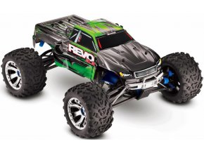 TRAXXAS NITRO REVO TQi BLUETOOTH 4WD RTR 1:10