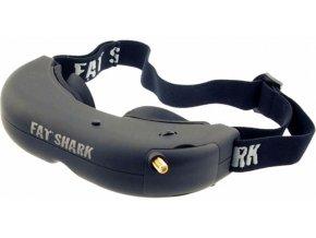 FAT SHARK ATTITUDE V3 HEADSET 3D