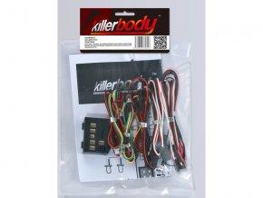 Killerbody světelná sada 1:10 12 LED s řídící jednotkou