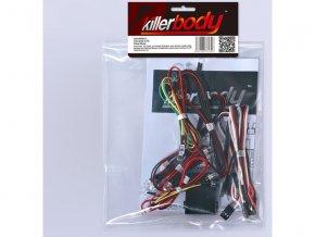Killerbody světelná sada 1:10 18 LED s řídící jednotkou