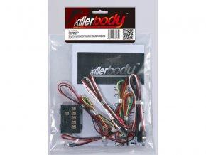 Killerbody světelná sada 1:7 8 LED s řídicí jednotkou