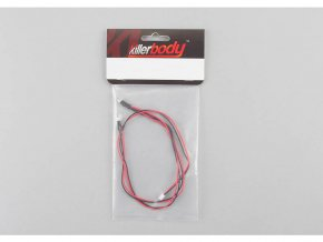 Killerbody LED 5mm červené (2)
