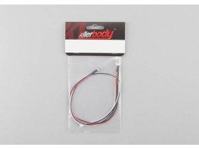 Killerbody LED 5mm bílé (2)