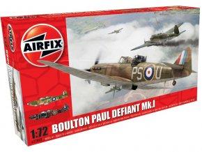 Classic Kit letadlo Boulton Paul Defiant 1:72 nová forma
