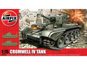 Classic Kit tank Cromwell Mk.IV Cruiser Tank 1:76