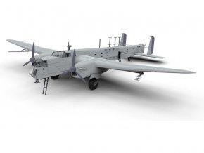 Classic Kit letadlo Armstrong Whitworth Whitley GR.Mk.VII (1:72)