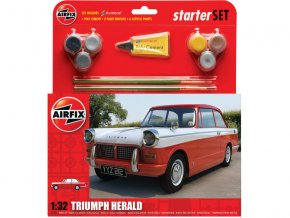 Starter Set auto Triumph Herald 1:32