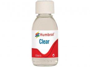 Humbrol Clear lesklý lak 125ml