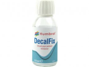 Humbrol Decalfix změkčovač obtisků 125ml
