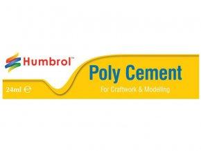 Humbrol Poly Cement lepidlo na plasty 24ml