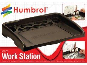 Humbrol pracovní stanice