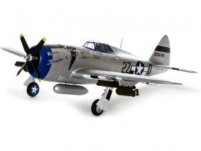 E-FLITE P-47 RAZORBACK 1.2m BNF BASIC