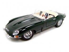 Bburago 1:18 Jaguar E-type Cabriolet