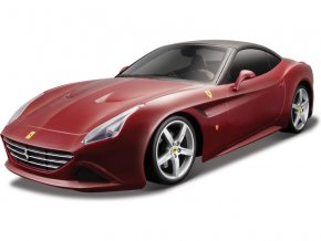 Bburago 1:24 Ferrari California T (closed top)