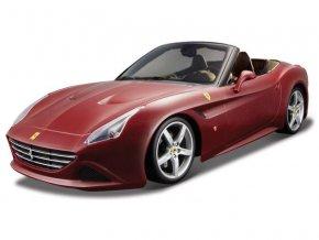 Bburago 1:24 Ferrari California T (open top)